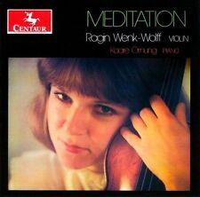 Meditation (Cd, Jan-2013, Centaur Records)