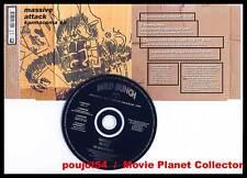 "MASSIVE ATTACK ""Karmacoma ep"" (CD Maxi) 1995"