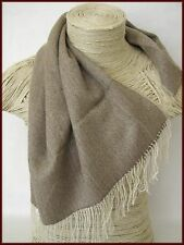 Scarf Scarves Dark Brown Cashmere Women's Accessories