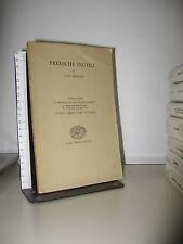 EINAUDI LUIGI - PREDICHE INUTILI, dispenza 2 - eianudi 1956