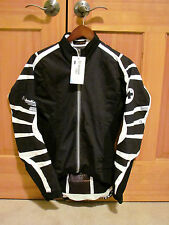 ASSOS i.J BONKA.6 CENTO FALL/WINTER/SPRING  JACKET in BLACK VOLKANGA Size XL