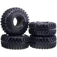 R/C 2.2 inch Crawler Tires w/Sponge 58*128mm 4PCS For Axial Rock Climbing Truck