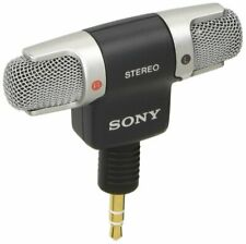 Sony ECM-DS70P Condenser Cable Consumer Microphone
