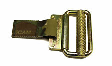 UKOM Roll Pin Belt Buckle with Crye Multicam Tab - 100% UK Manufactured