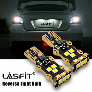 LASFIT 921 912 LED Reverse Backup Light for Subaru Forester 14-20 Legacy 05-2019
