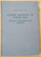 Analisis Electoral de Puerto Rico por Fernando Bayron Toro 1970