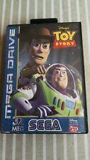 Toy Story Megadrive Sin Manual