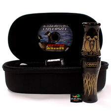 NEW ZINK CALLS COD CALL OF DEATH BLACK GOLD ACRYLIC CANADA GOOSE CALL