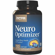 Jarrow Formulas NEURO OPTIMIZER - 120 caps BRAIN HEALTH SUPPORT