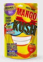 3x MANGO KUSH FREEZE DRIED MANGO CANNABIS HEALTHY SNACK 420 WEED MYRCENE TERPENE