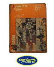 629.222-15 - Autobooks - Car Manual - Vauxhall Chevette, 1975-76