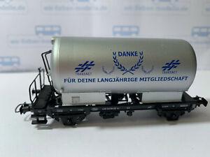 Roco, Kesselwagen TRANSNET, Gewerkschafts-Jubiläum, neu, OVP, DGB, EVG, Bahn