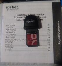 Socket SDIO In Hand Scan Card Compact Flash 8510-00209