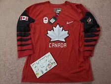 NWT Team Canada Nike 2018 Olympic Winter Games Ice Hockey Men Jersey XL X-Large