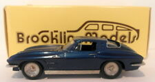 Brooklin 1/43 Scale BRK21 001CRC  - 1963 Chevrolet Corvette Stingray Reworked