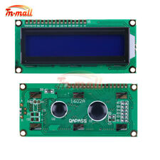 1-10PCS 1602 16x2 Character LCD Module Blue HD44780 Controller For Arduino DIY