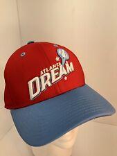 Atlanta Dream WNBA Womens Basketball SnapBack Hat Cap Adidas Embroidered