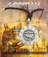 Collar Colgante Ojo Horus Joyas de Lata Egipto De 3947 AD1C