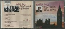 Great Songs from Great Britan Frank Sinatra - Warner Reprise CD
