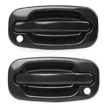 2pcs 15034986 Outside Front Left Right Side Door Handle for Chevy Silverado GMC