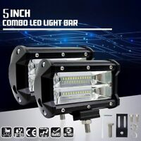 Chic 72W Spot LED Light Work Bar Driving Fog Offroad SUV 4WD Car Boat Truck