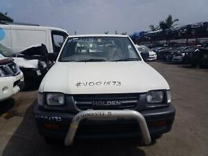 HOLDEN RODEO 2001 VEHICLE WRECKING PARTS ## V001593 ##