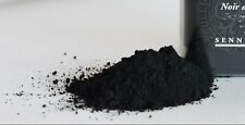 Sennelier Artist Quality Dry Pigment Fresco Black   carbon soot  free delivery