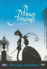 Princes and Princesses DVD (2000) Arlette Mirapeu (French)
