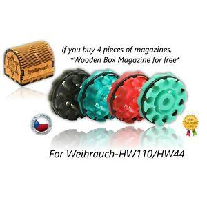 Weihrauch HW110/HW44 10 shot Magazine