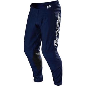 Troy Lee Designs SE PRO Pants Tld Mx Motocross Dirt Bike Enduro Gear SOLO NAVY