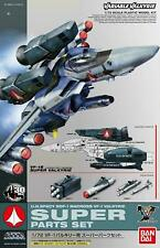 Bandai Macross 1/72 Super Parts Set for VF-1 Valkyrie Model Kit US SELLER