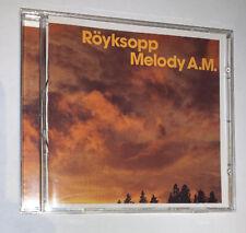 Röyksopp - Melody A.M. (2002) Like New Condition