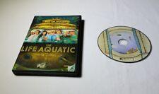 The Life Aquatic With Steve Zissou (DVD, 2005, Widescreen) free shipping