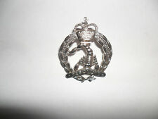 ARMOURED HAT BADGE, 3/4TH
