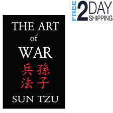 Sun Tzu The Art Of War Paperback Book ancient Chinese military treatise