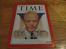 VTG JUNE 11, 1951 TIME MAGAZINE Yale University Whitney Griswold Cover COKE AD