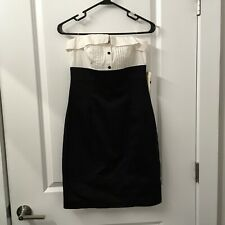 Forever 21 Tux Inspired Dress,  Size M