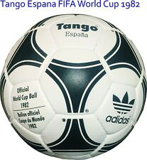 Tango Espana 1982 Adidas Modern Re-Issue Leather Ball-Soccerball Size 5