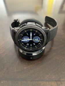 Samsung Galaxy Watch 42mm - Midnight Black (Bluetooth + LTE)