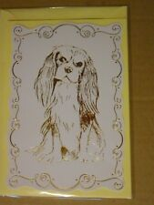 Gold Spaniel  Handmade All Occasions Card