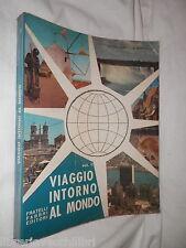 VIAGGIO INTORNO AL MONDO Volume Secondo L EUROPAG Colombo S Martinelli Scuola