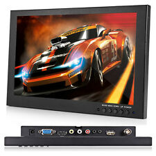 """10.1"""" LCD Monitor with HDMI/BNC/AV/VGA Input For Car/Security/Computer Screen"""