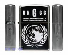 ZIPPO Shin Godzilla UN G Protection Center Lighter Collectible Japan Licensed