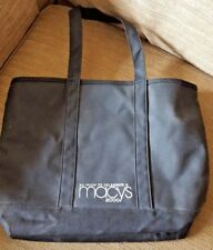 89f63ecdc710 Macy s Year 2000 Millennium  So Much to Celebrate  Black Tote bag ...