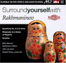 Surround Yourself With Rachmaninov (Otaka, Lill) DVD / Audio NUOVO