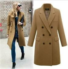 Wool Trench Coats For Women, Ladies Black Wool Trench Coat Uk