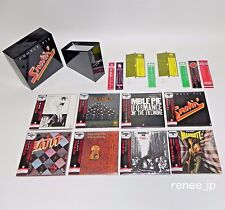 Humble Pie, Steve Marriott / JAPAN Mini LP CD x 8 titles + PROMO BOX + PROMO OBI