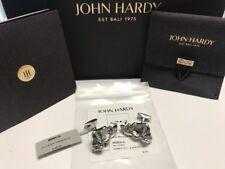 JOHN Hardy Men's Chains Classic Silver Mermaid Cufflinks
