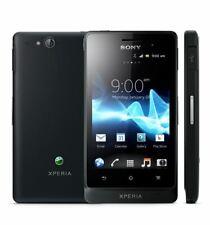Sony Xperia GO S27i BLACK *UNLOCKED* Dual Core 4GB GPS WiFi iP67 Smartphone