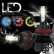 XENTEC LED HID Headlight kit 9007 HB5 White for 2004-2011 Mitsubishi Endeavor